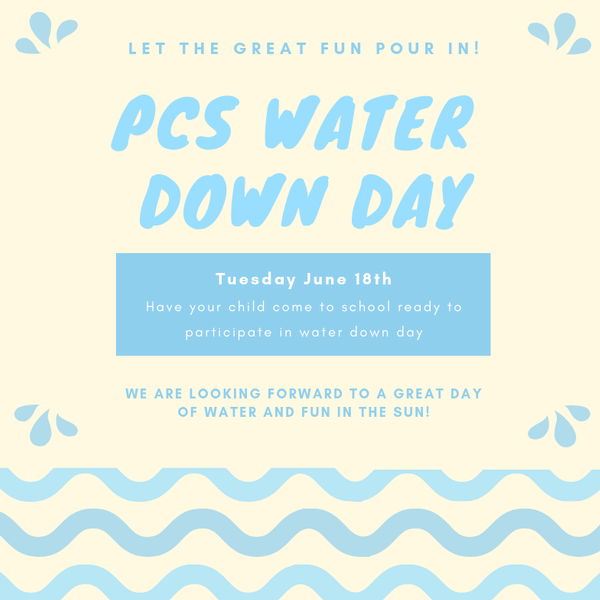Water-Down Day