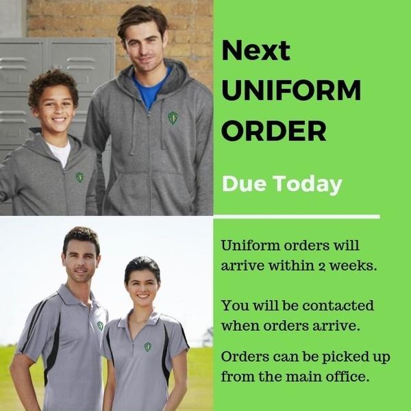 Uniform Order