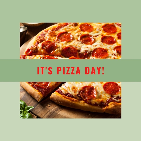Pizza Lunch Day