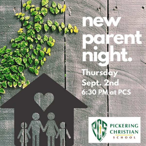 New Parent Night